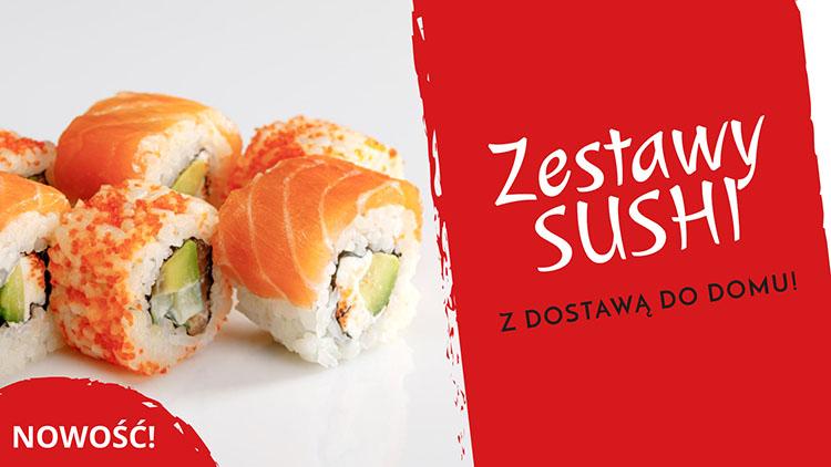Zestawy Sushi Hotel Kasztel