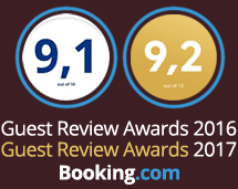 Guest Review Awards 2017 Booking Hotel Kasztel