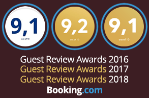 Guest Review Awards 2018 Booking Hotel Kasztel